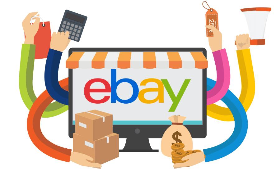 Dịch Vụ Nhận Ship Hàng Trên eBay - Hangmyshipnhanh
